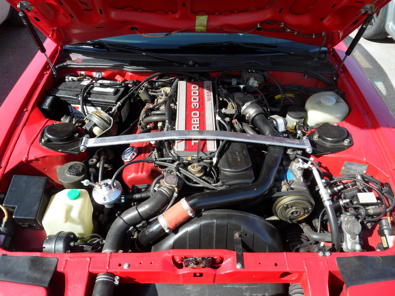 performance upgrades g35, g37, 370z, 350z, 300zx, 280zx, 280z, 240z Nissan Pulsar Engine 1988 300zxt engine mods