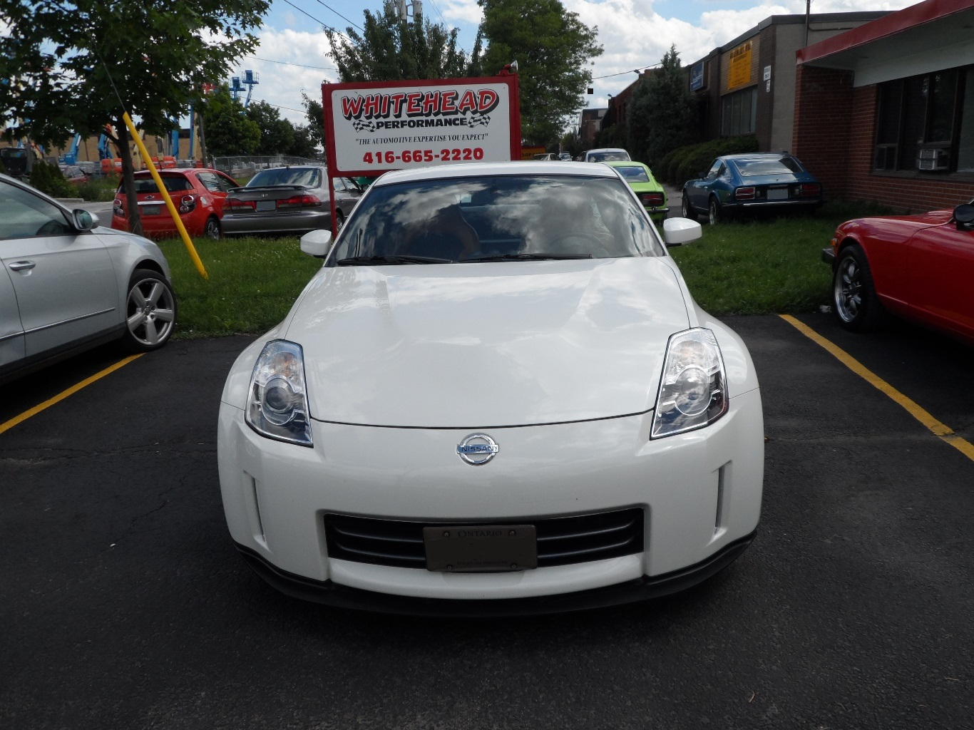 2007 nissan 350z stillen hks exhaust upgrades jwt clutch flywheel whitehead performance. Black Bedroom Furniture Sets. Home Design Ideas