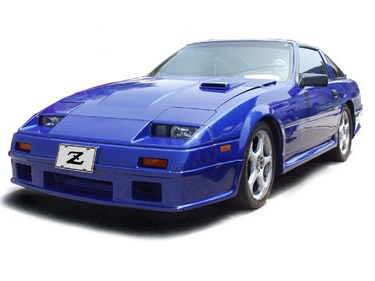 Zx Z Xenon Body Kit Fog Light Ducts on Z31 Performance Parts
