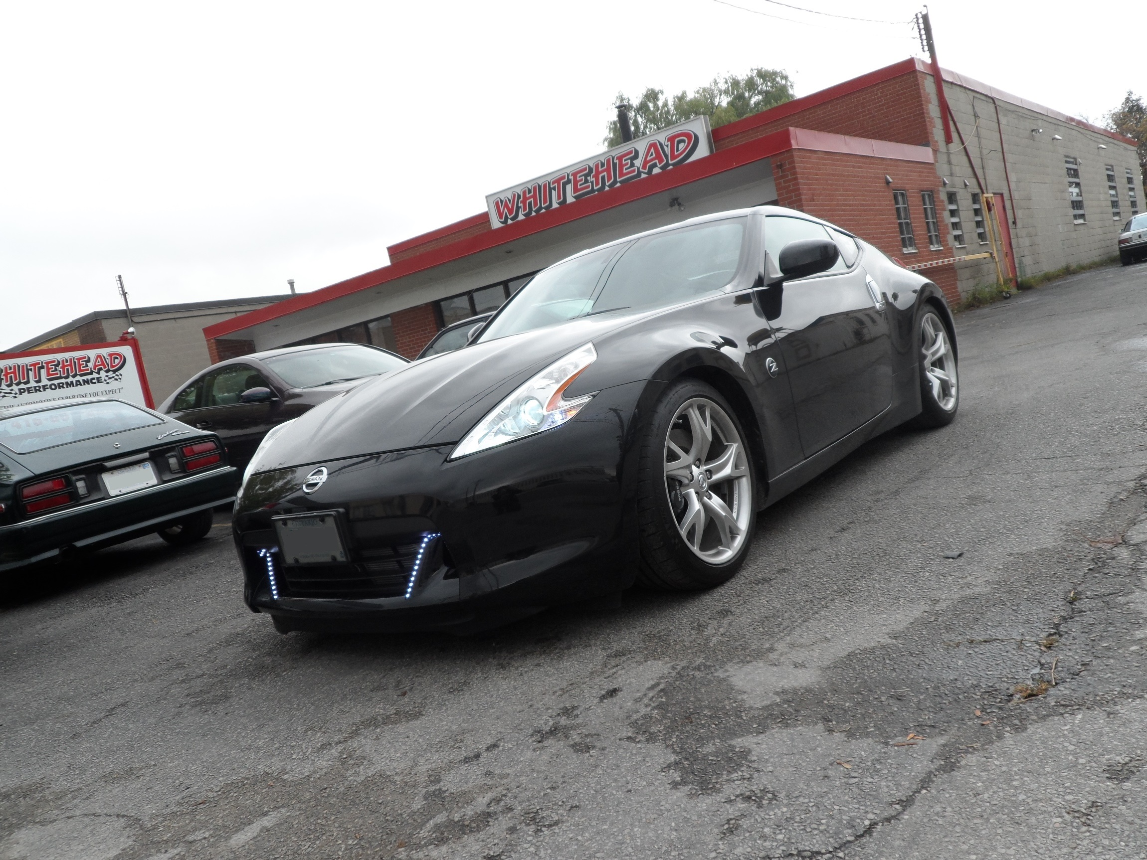 Nissan 370Z Stillen SC Whitehead Performance