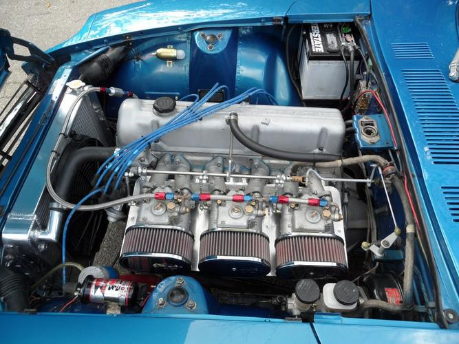 Datsun 240z Restoration Shop Whitehead Performance