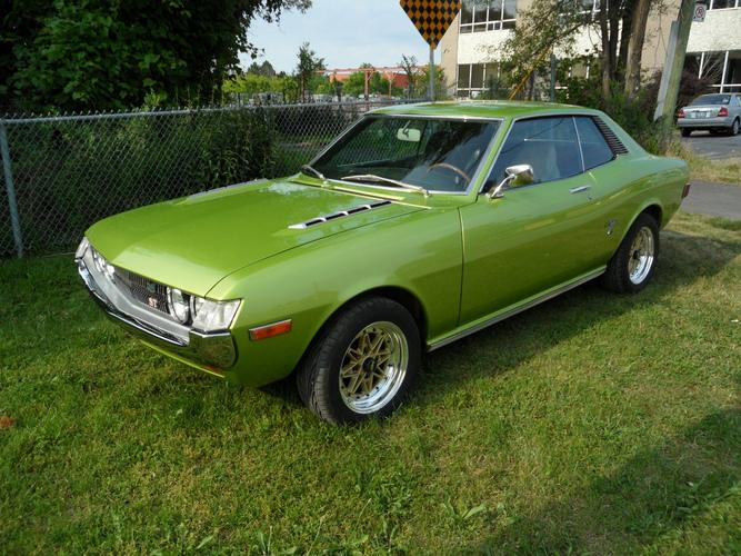 1971 Toyota Celica 18rg Images Whitehead Performance