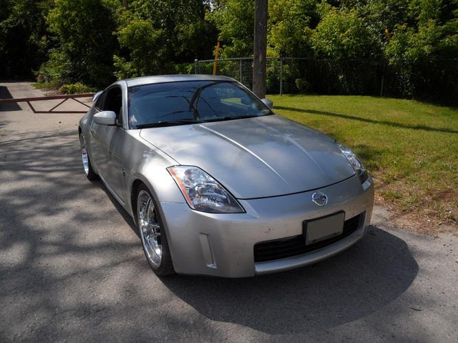 2003 nissan 350z turbo whitehead performance. Black Bedroom Furniture Sets. Home Design Ideas