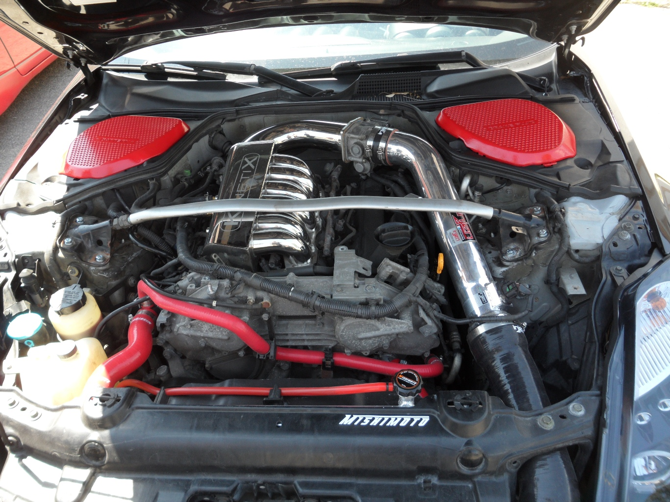 350Z Performance Work and Service | Whitehead Performance