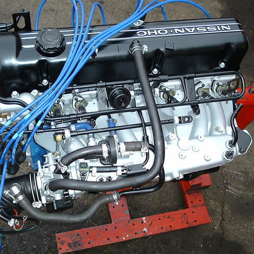 Toyota Parts Store >> Datsun L- Series Engines Gallery | Whitehead Performance
