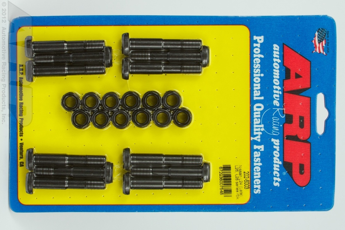 Arp 9mm Rod Bolts 202
