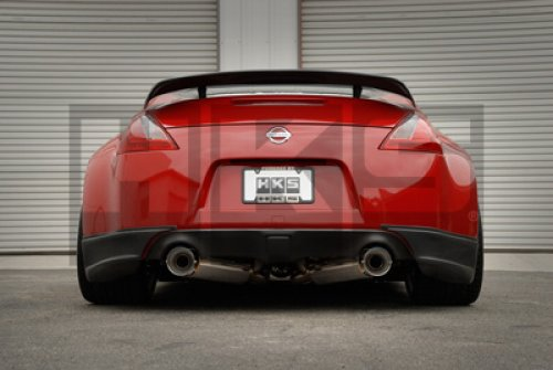 HKS Hi-Power Exhaust System 32009-BN004 Nissan 370Z 2009-16