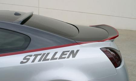 Stillen Rear Roof Wing Spoiler Kb11924 Infiniti G37 Q60 Coupe 2008 2015 Whitehead Performance