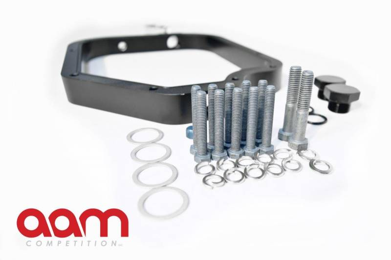AAM Competition Engine Oil Pan Spacer Nissan 350Z Infiniti G35 DE Engines  2003-06