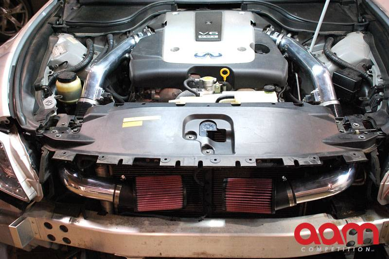 Infiniti G37 0 60 >> AAM Competition S-LINE/R-LINE Cold Air Intakes Infiniti ...